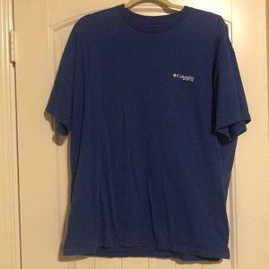 Columbia t shirt!